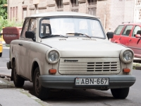 East German Trabant