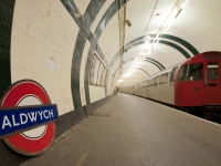 Aldwych Disused Station