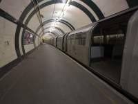 Aldwych Disused Tube Station