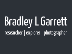 Researcher, explorer, photographer